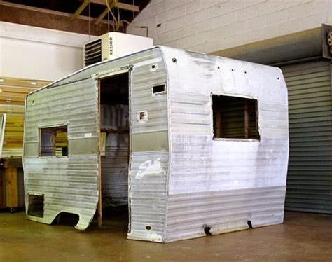shasta camper makeover designsponge
