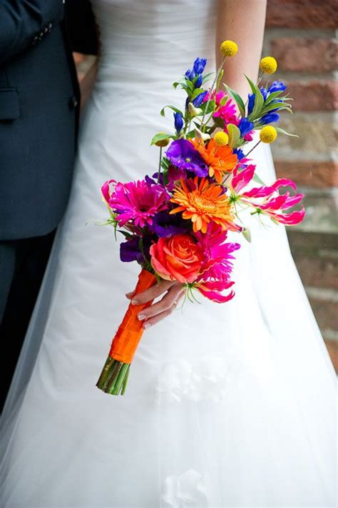 colorful wedding best 25 bright color wedding ideas on summer