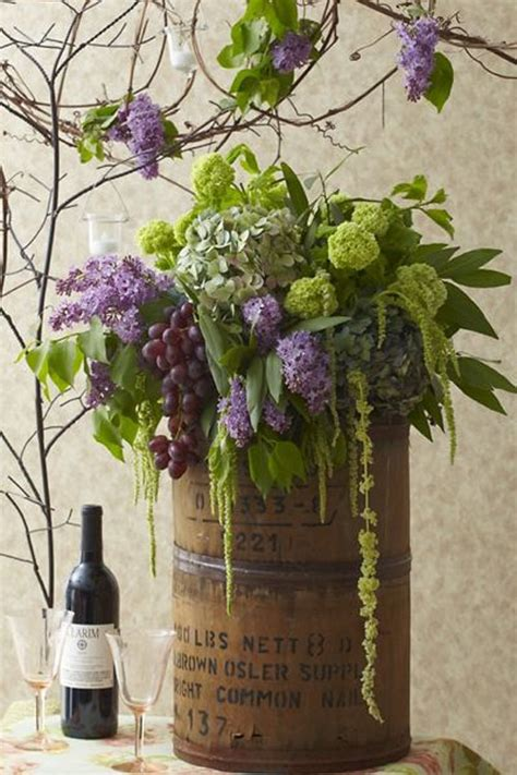 flower arrangement pictures with theme 39 ideas for a tuscany wedding theme