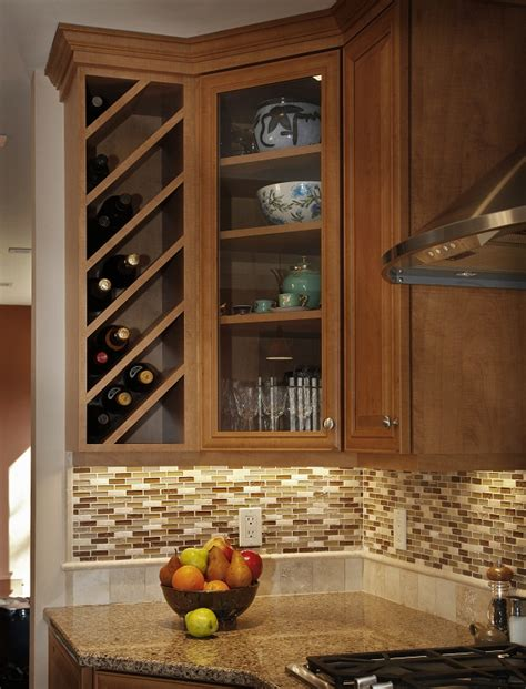 Wine Storage Kitchen Cabinet Introducing 3 Great Ways To Update Your Kitchen Cabinets