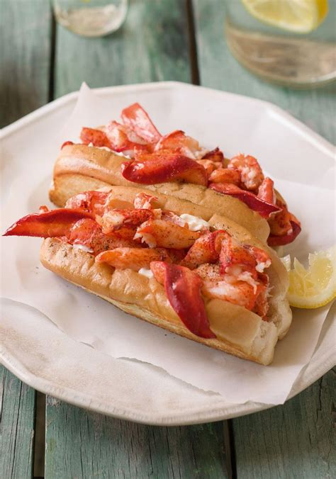 100 lobster roll recipes on lobster sandwich
