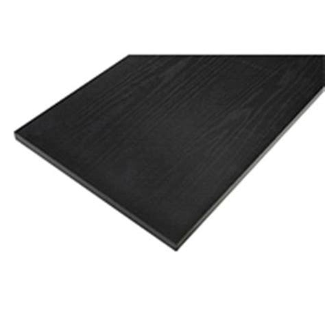 home depot decorative shelves rubbermaid 12 in x 24 in x 24 in black bracketed decorative shelf fg4b7900bla the home depot
