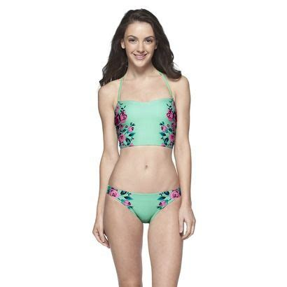 target bikinis for juniors 2015 junior s 2 piece midkini swimsuit floral swimsuits