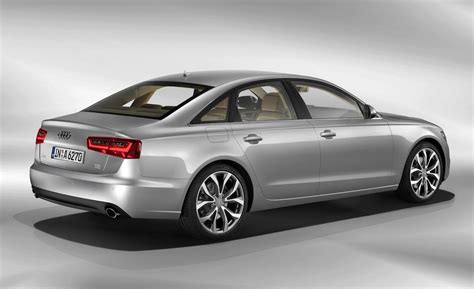 2012 audi a6 car and driver