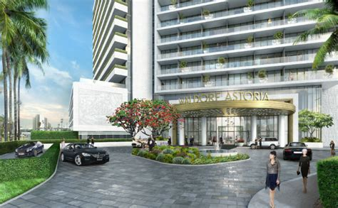 waldorf astoria hotels resorts unveils plans  beverly