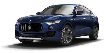 Maserati Prices Usa 2017 Maserati Levante Suv Maserati Usa