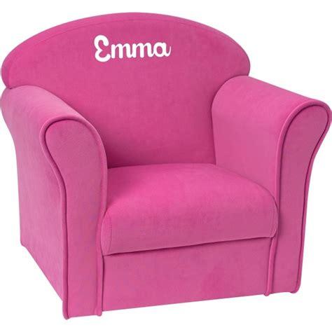 fauteuil fille fauteuil club enfant personnalis 233 luxe