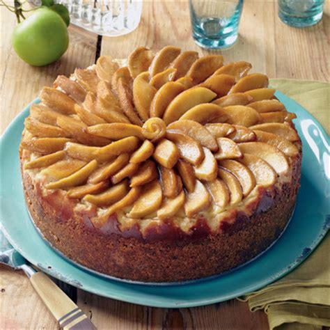 caramel apple cheesecake recipe tempting apple dessert