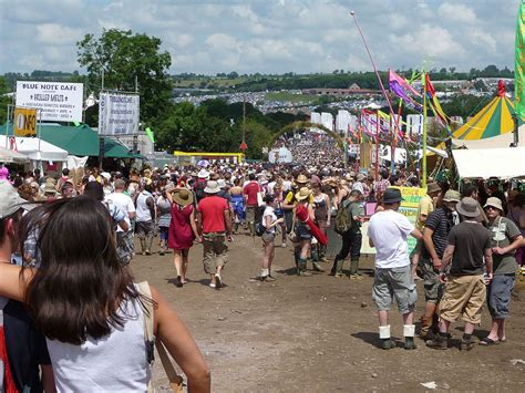 the at glastonbury glastonbury festival 2009