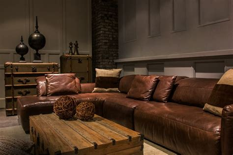 marina exotic home interiors glowing home stuff pinterest leather furniture sofas tables cabinets leather