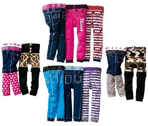 Jegging Uk 2 3 Th Unisex Boy Celana Pendek Anak 1 baby toddler child funky legging jegging trousers leg warmers boy ebay