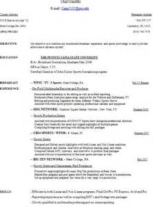 Resume Sample With Gpa by Chad Minutillo