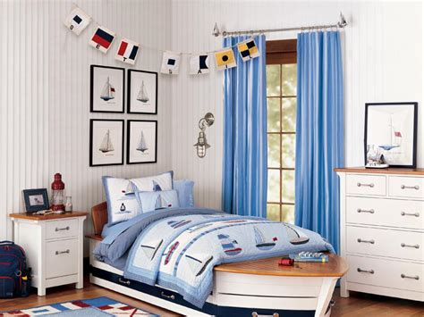 Children S Nautical Bedroom Decor by 8 Ideas For Bedroom Themes Room Ideas For