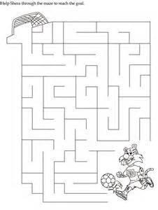 pics photos kindergarten spring maze worksheet printable