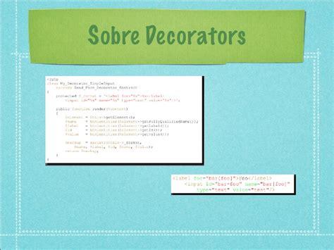 design pattern in zend decorator form zend framework download