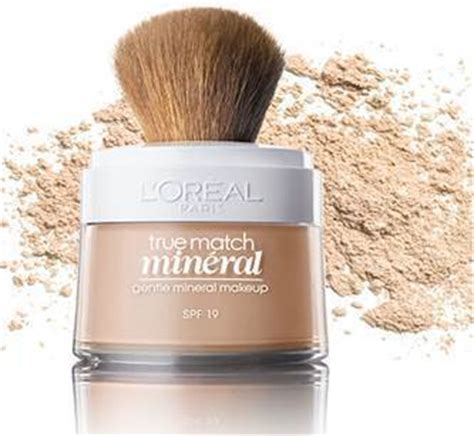 Diskon L Oreal True Match Mineral Foundation Spf 19 l oreal 174 true match naturale mineral foundation target