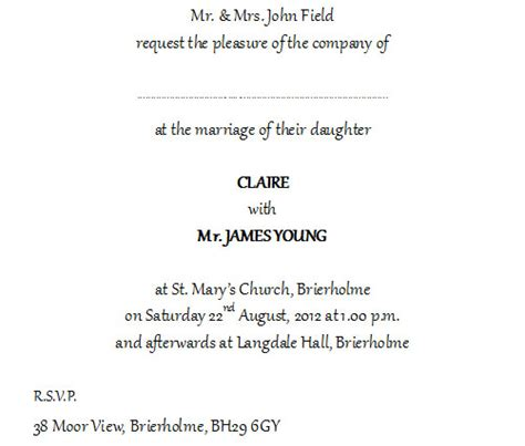 Wedding Invitation No Boxed Gifts by Wedding Invitation Wording Wedding Invitation Wording No