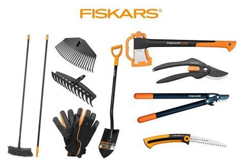garten werkzeuge start set fiskars 10 st gartenwerkzeuge fiskars produkte