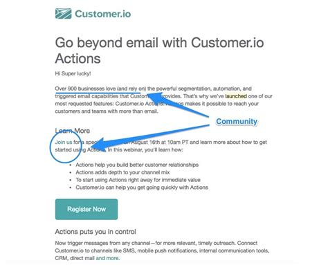 The 20 Best Product Launch Emails That Reengage Users App Launch Email Template