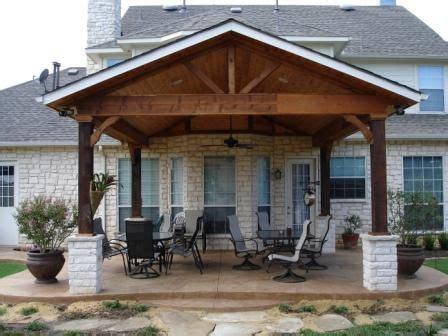 patio cover cabana backyard ideas pinterest patios