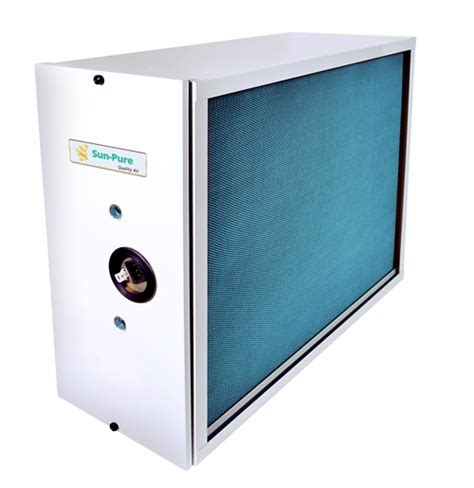 field controls trio 2000 air purification system