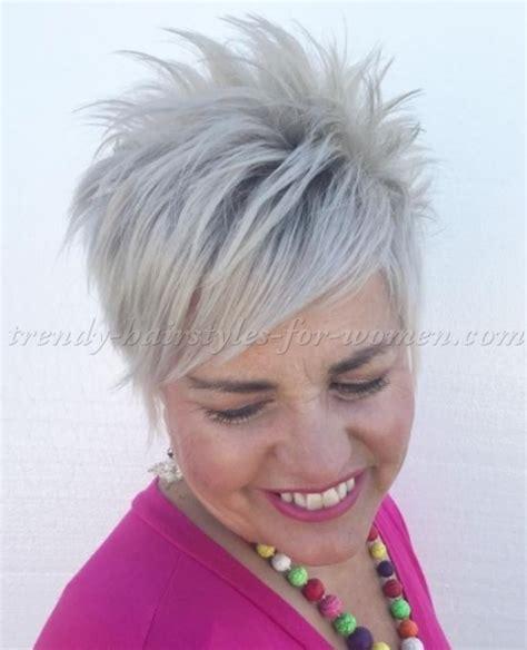 spikey short grey hair styles short spiky grey hair best short hair styles