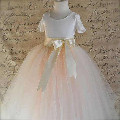 Flower Skirt Soft Pink 25 best ideas about tulle flower on