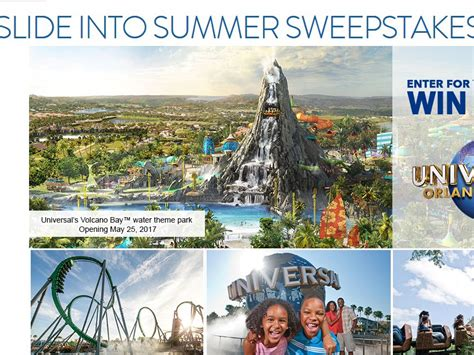 Today Show Universal Studios Sweepstakes - steve harvey show slide into summer sweepstakes