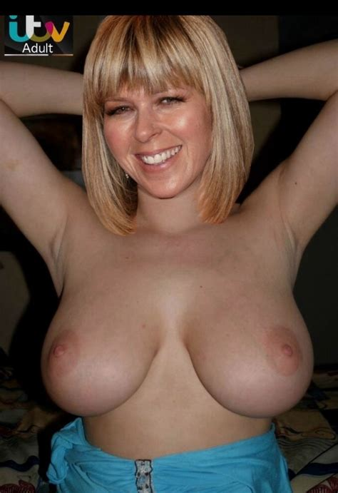 Kate Garraway Celebrities Naked