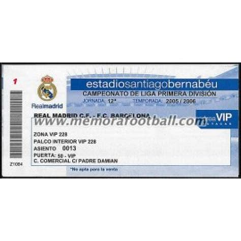 entradas real madrid barcelona entrada real madrid vs fc barcelona 18 05 1985 copa de la liga