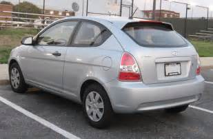Hyundai Accent Hatchback 2008 2008 Hyundai Accent Information And Photos Momentcar