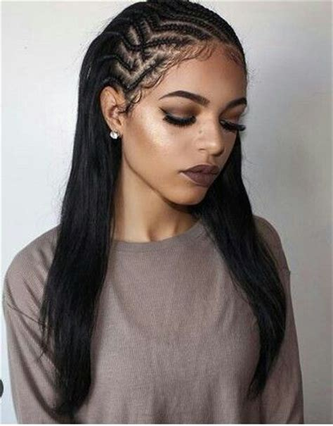 the gallery for   > cornrows with extensions