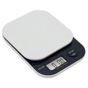 aws digital kitchen scale white target