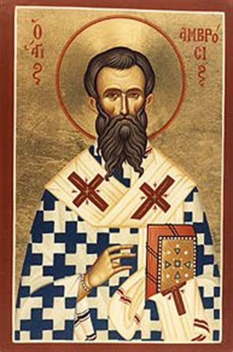 st ambrose saints catholic