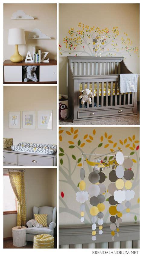 best 25 gray yellow nursery ideas on baby