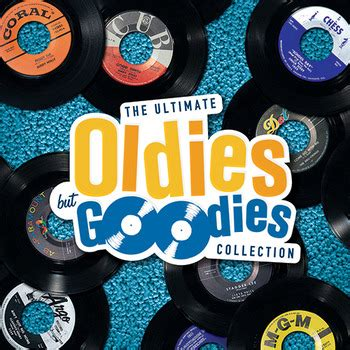 Oldie But Goodie Are Outlet Malls The Inn Of The Millennum by Ultimate Oldies But Goodies Hit Cd Set Time