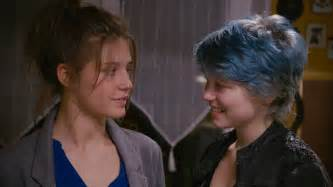 like blue is the warmest color kicking the seat now showing blue is the warmest color
