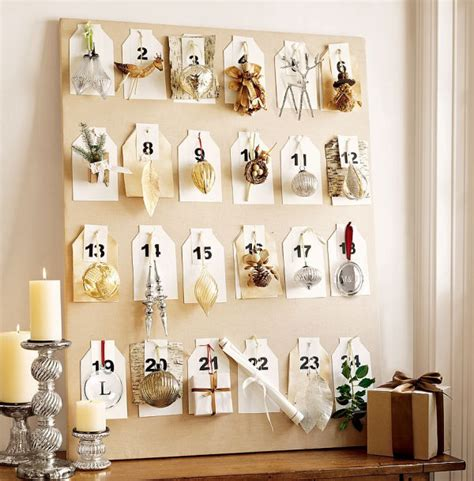 more diy advent calendars to make with the kids