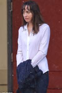 Jamie Dornan's Christian Grey presents Dakota Johnson's Anastasia Steele with a spanking new car