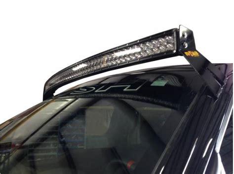 Truck Roof Led Light Bar N Fab Led Light Bar Roof Mounts