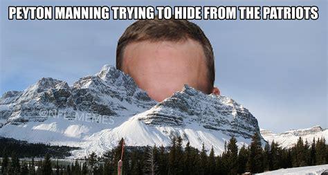 Peyton Manning Forehead Meme - peyton manning meme turtleboy