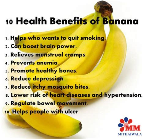 Banana Medicinal And Cosmetic Value by Mm Mithaiwala Indian And Snacks 10 Health