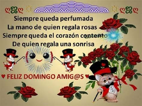 imagenes de feliz domingo romantico feliz domingo youtube