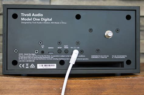 Tivoli Audio Model One by Tivoli Audio Model One Digital Review Great Sound Small