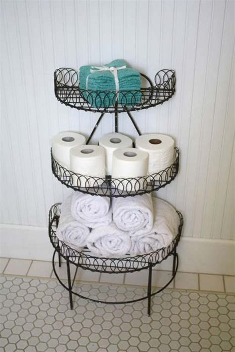 cute bathroom storage ideas 30 amazingly diy small bathroom storage hacks help you