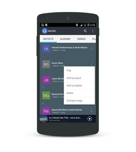 android studio tutorial music player app material dark music player ui ux 4 4 android