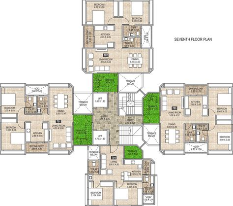 the vue floor plans 750 sq ft 2 bhk 2t apartment for sale in remonesa the vue