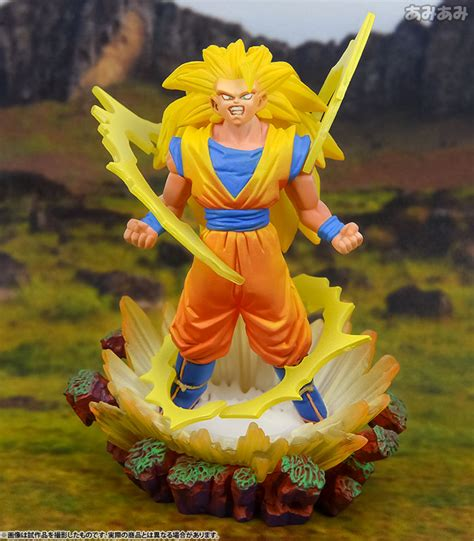 Dracap Memorial Saiyan Goku pre painted complete figuresize approx h100mm ame shop