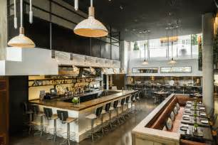 commercial kitchen design nyc the elm parts and labor design restaurant bar design