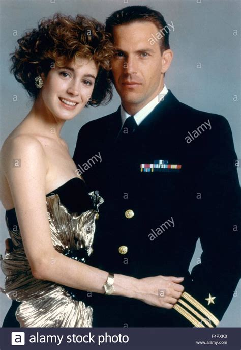 kevin costner young photos sean young and kevin costner no way out 1987